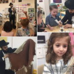 Kids Learn How a Torah Is Made