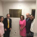 Congressional Leaders Visit Mumbai Chabad House