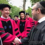 Picture of the Day:Zuckerberg Returns to Harvard