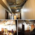 770's Upstairs Gets New Ceilings