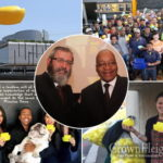 Little Yellow Plastic Arks Bring Hope to South Africa
