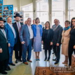 Estonian President Marks 10 Years of Chabad Center