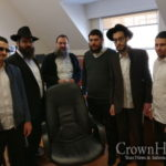Semicha Bochurim Visit Addiction Center