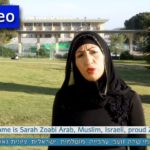 Video: Arab Woman Bravely Reveals Truth About Israel
