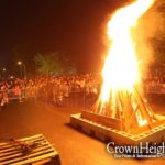 Community Bonfire Wednesday Night in Crown Heights