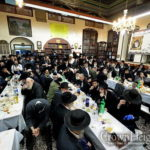 Chabad Synagogue Vandalized in Meah Shearim