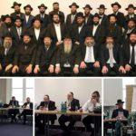 Germany Shluchim Gathered in Frankfurt