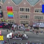 Video: Bird's Eye View of the Great L.A. Parade