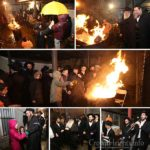 Rain Doesn't Dampen Lag BaOmer Celebrations