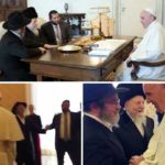 Rabbi Apologizes for Pope Meeting; Protests Summary Dismissal