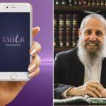 Chabad Rabbi Pulls Endorsement from 'Tahor' App