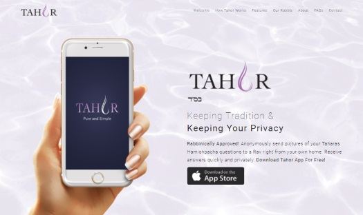 Tahor Creator Responds to Questions About App • CrownHeights