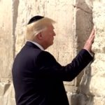 Trump First President to Visit Western Wall