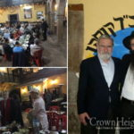 Lord Chief Rabbi Taken In by Peru Chabad House