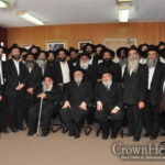 Tel Aviv Shluchim Mark Chief Rabbi's 80th Birthday