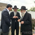 Picture of the Day: Chozer, Chief Rabbi and Oligarch