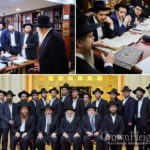 Nineteen New Rabbis Ordained in Moscow
