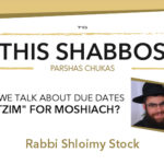 "Shabbos at the Besht: ""Due Date"" for Moshiach"