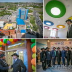 New Center for Jewish Youth in Siberia