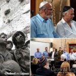 3 Paratroopers in Iconic 6-Day War Photo Reunite