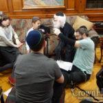 Picture of the Day: The Rebbe's Niggunim 2.0