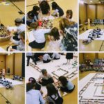 Students Build Beis Hamikdosh Out of 70,000 Legos