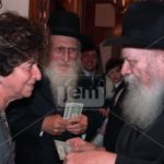 Boruch Dayan Hoemes: Mrs. Tzipora Heber, 90, OBM
