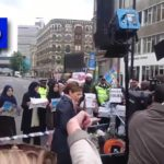 Video: CNN Caught Staging Muslim Protest