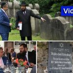 German Minister and Shliach Discuss Radicalism