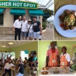 Jamaica's First Kosher Restaurant Serves Spicy Jerk Cuisine