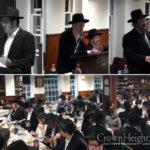 London Community Celebrates Yeshiva's Siyum