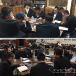 Early Morning Chasidus Shiur Marks Two Years