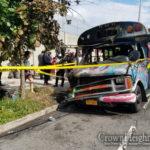Police Arrest Suspect in 'Mitzvah Bus' Arson