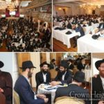 Shluchim Attend JLI Adult Education Conference
