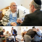 96-Year-Old Has Bar Mitzvah Day Before Passing