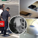Bochur Captured on Video Vandalizing 770