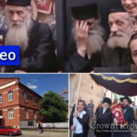 Chabad Krakow Building from the Ashes