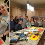Students Start Cooking Club to Help with Shabbat Meal