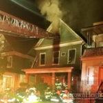Jewish Couple Perishes in Late Night Blaze