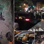 Bochurim Flee Scene After Crashing Rental Car