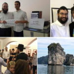 Rabbinical Students Ignite Jewish Souls in Vietnam