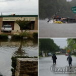 Houston Community Grapples with Hurricane Flooding