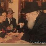 Boruch Dayan Hoemes: Mr. Aharon Shepherd, OBM