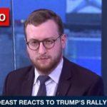 Algemeiner's Dovid Efune Slams Trump's 'Equivalency'