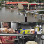 Food Runs Out in Houston; Chabad Takes Action