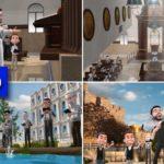 Video: Animated High Holidays Medley