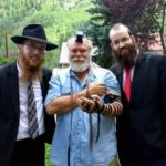 Bar Mitzvah at Age 70 on Top of the Rockies