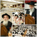 Thousands of Bochurim Greeted at Welcome Event