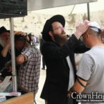 Lubavitcher Fined by Israeli City for Offering Teffilin