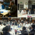 London Marks 120 Years of Tomchei Temimim